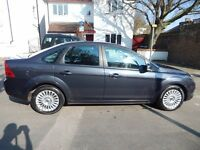 FORD FOCUS SEDAN 2008 2.0 PETROL