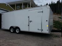 A Car Hauler for sale in mint condition $8500 or OBO