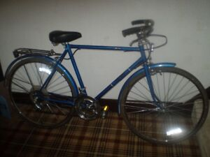 VINTAGE FREE SPIRIT BRITTANY TOURING 12 SPEED BIKE