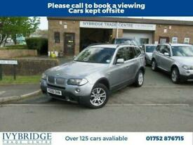 image for 2006 56 BMW X3 2.5 SI SE 5D 215 BHP