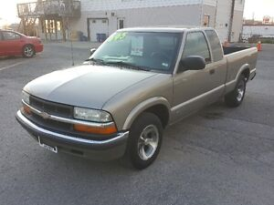 2003 Chevrolet S-10 EXTENDED CAB Pickup *** CERTIFIED *** $4495