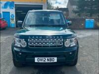 2012 Land Rover Discovery 3.0 SDV6 255 HSE 5dr Auto ESTATE Diesel Automatic