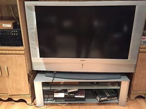 SONY TV + stand