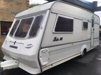 5 berth compass rallye gte with awning and extras