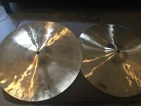 Dream cymbal stack