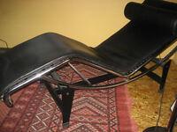 Designer Chaise Longue