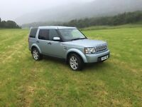 4X4 landrover discovery 4 GS model 2012