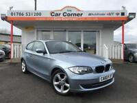 2010 BMW 118d SPORT 1 Series Blue Used Car Greater Manchester 2.0 3dr