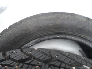 new ALTRA GRIP ICE WINTER TIRES