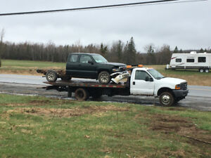 PARTING OUT 2006 GMC EXT CAB 4x4@902-293-6969