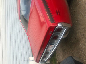 1971 charger near mint rust free car