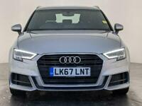 2017 AUDI A3 S-LINE TFSI HATCH SAT NAV CRUISE CONTROL 1 OWNER SERVICE HISTORY