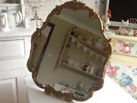 VINATAGE FREE STANDING DRESSING TABLE MIRROR