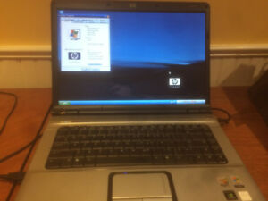 HP Pavillion DV6000 laptop
