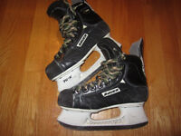 Bauer skates, size 4 youth