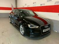 AUDI A3 2.0 TDI S-LINE SALOON,ONLY42000 MILES, 1 YEARS MOT, FINANCE AVAILABLE