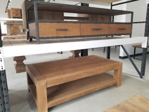 SOLID WOOD: Beautiful Coffee Tables are for Sale