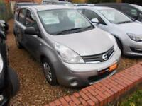 Nissan Note 1.5dci ( 90ps ) 2012 Visia