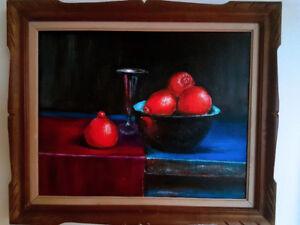 Peinture acrylique originale Original contemporary acrylic