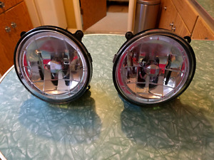 Fog lights for 2002,2003 impreza