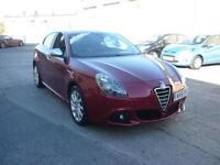 2011 Alfa Romeo Giulietta 1.6 JTDm-2 105 bhp Veloce Finance Available