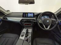 2017 67 BMW 530D SE AUTO SAT NAV REVERSING CAMERA LEATHER INTERIOR SVC HISTORY