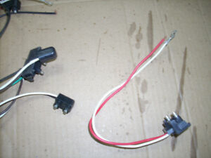 Automotive wiring and lights