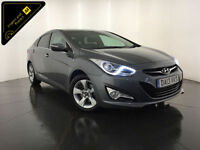 2013 HYUNDAI I40 STYLE BLUE DRIVE CRDI DIESEL 1 OWNER SERVICE HISTORY FINANCE PX