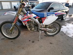 2005 crf 450r