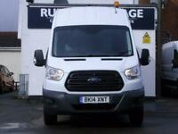 2014 Ford Transit 350 HR PV L3 H3 RWD Panel Van Diesel Manual