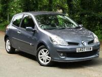 Renault Clio 1.5dCi Dynamique**ECONOMICAL**£30 TAX PER YEAR**LOW MILES**70MPG**