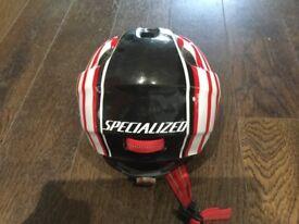 Specialized bike helmet red small