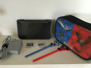 Nintendo New 3DS XL plus games and extras