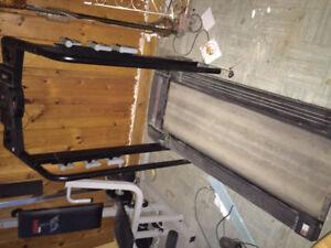 Lightly used treadmill $400