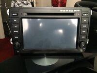 VW GOLF MK5 DVD SAT NAV CD PLAYER