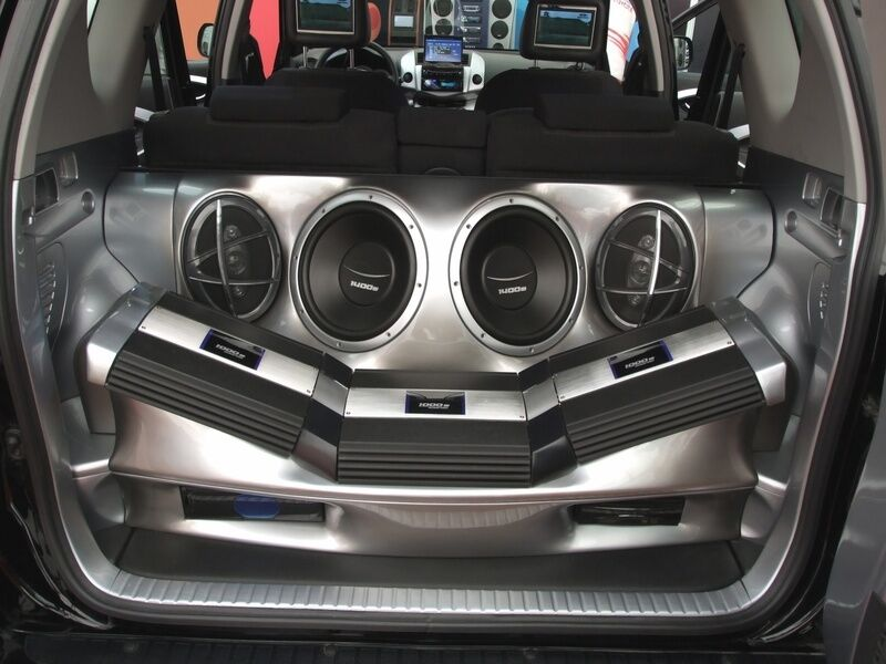 Top 3 Car Audio Components for Great Sound