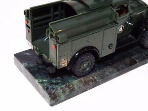 1950s AT&T Dodge BELL POWER WAGON TRUCK pen holder MARBLE Cambridge Kitchener Area image 5