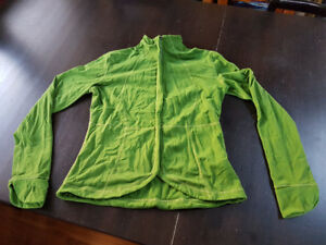Green Lululemon Jacket - Size 12