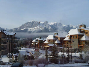 2 Bedroom Condo in Canmore!  Only walking distance to downtown.