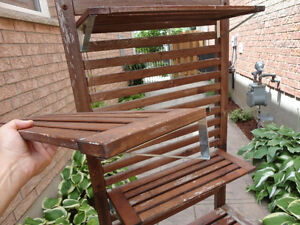 Two Red Cedar Planter Box With Trellis and Shelves -$120.00/ea Kitchener / Waterloo Kitchener Area image 5