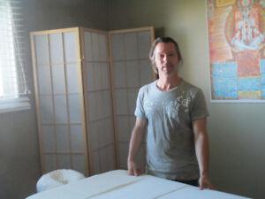 Massage et grande détente pour hommes