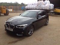 BMW 118d msport plus