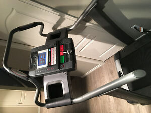 Incline treadmill