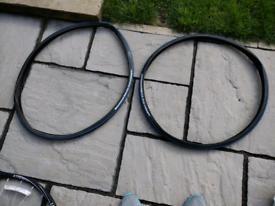Michelin pro 4 road tyre set