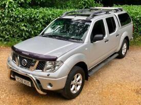 Nissan Navara 2.5dCi Aventura Double Cab, Pick Up Px Swap