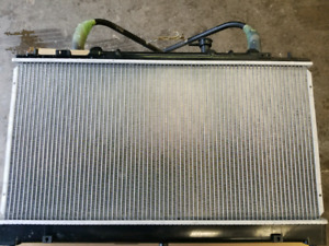 2001-2005 HONDA CIVIC 1.7L RADIATOR