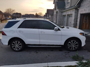 2016 Mercedes-Benz M-Class GLE SUV, Crossover