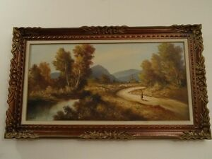 Tableau avec cadre / Framed painting