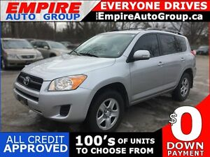 2012 TOYOTA RAV4 POWER GROUP * BLUETOOTH * SUNROOF