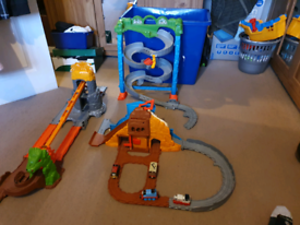 3 x Thomas the tank take n play sets